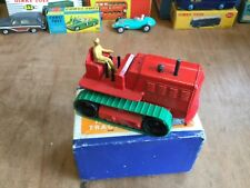 BOXED DINKY 563 HEAVY TRACTOR