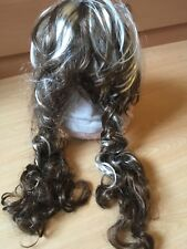 Girls Long Hair Costume Wig