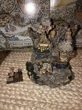 Boyds Bearly-Built Villages-Mr. Pennypincher's Collectibles Shoppe #19023 w/Box