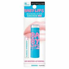 Maybelline Baby Lips Moisturizing Lip Balm Sunscreen SPF20 05 Quenched 4.4 g
