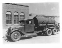 1930s Indiana Tanker Truck Press Photo 0007 - New Mexico State Highway Dept