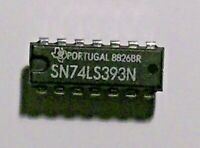 CIRCUIT INTEGRE  SN74LS393N