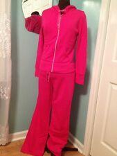 MINT Victoria's Secret VSX Sexy Sport Pink Hoodie & Sweat Pants M