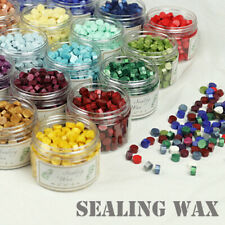 190pcs/Bottle Sealing Wax Beads Card Stamp For Retro Seal Invitation Envelope