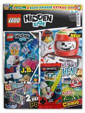 LEGO Hidden Side Magazine Ausgabe Nr. 7 Inkl. Zubehör
