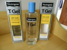 Neutrogena TGel Shampoo 2 x 250ml for Dry Hair