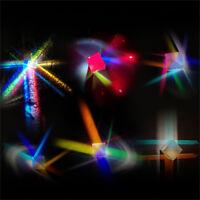 Magic Optical Glass X-cube Dichroic Cube Prism RGB Combiner Splitter 12.7*12.7mm