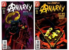 The End of Anarky #1-4 (1994) DC VF/NM to NM