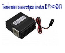 Transformateur de courant pour la voiture 12 v en 220 v recharge rapide de batt