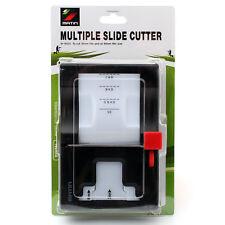 Matin Versatile Film/Slide Cutter Trimmer for 35mm 60mm 135 120 6x4.5 6x6 6x7