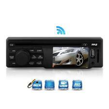 Pyle PLD34MUB Bluetooth In Dash Digital Receiver Head Unit Media Plyer