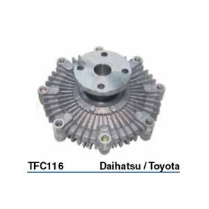 Tru-Flow Fan Clutch TFC116