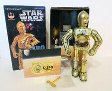 Star Wars C-3PO Robot Mecanique Neuf Boite Edition Limité OTTI Japon 1997