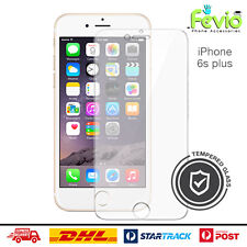 Fevio Clear Tempered Glass Screen Proctector Made For Apple iPhone 6S PLUS