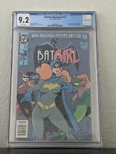 Batman Adventures 12 CGC 9.2 newsstand 1st appearance of Harley Quinn