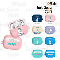 Official Moomin Cute Hard Airpods Pro Case Cover + Free Tracking Number