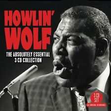 Howlin' Wolf ABSOLUTELY ESSENTIAL COLLECTION Best Of 60 Songs BLUES New 3 CD