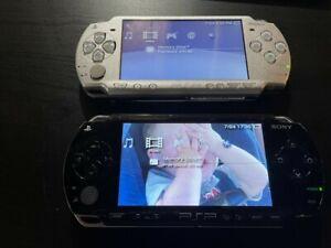Sony PSP mega-bundle (PSP2001 + PSP1001 + UMD videos/games)