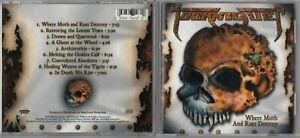 Tourniquet - Where Moth & Rust Destroy (CD, Mar-2003, Metal Blade)