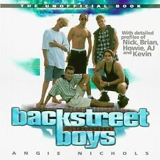 Backstreet Boys Confidential - The Unofficial Book - Softcover 1st PRINT 1998