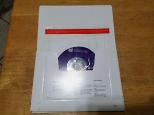 Microsoft Windows 10 Pro 64 Bit Disc