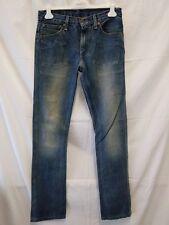 jeans uomo Levi's 507 W 30 L 34 taglia 44
