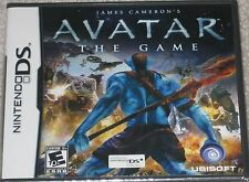 NEW Nintendo DS Avatar : The Game Factory Sealed Free Shipping !