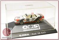 H0 escala 1:87 ho maqueta modelismo coche auto car Herpa ONS AZR Audi V8 EVO