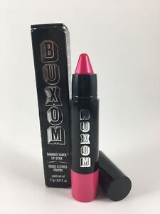 Buxom Shimmer Shock Lipstick~Full Size~Va-Va-Voltage~Pink~NEW! (0.07 oz.)