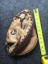 Louisville Slugger TPXCMH Hoss Series Baseball Catchers Mitt Right Throw