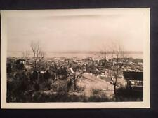Stapleton Piers Howard Ave Staten Island NY Harbor Vintage Original Photo T140