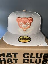 Hat Club Exclusive Chicago Cubs 1962 ASG Patch Peach UV 7 3/8