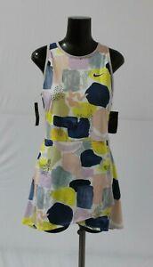 Nike Women's NikeCourt Tennis Dress CD4 Lilac Mist Medium NWT