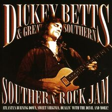 Dickie Betts & Great Southern - Southern Rock Jam CD