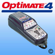 Optimate 4 Dual Program Battery Charger - CAN-bus compatible (TM342/SAE)