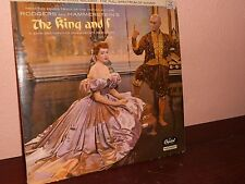 THE KING AND I-LP-DISCO-VINILE-MUSICA -COLONNA SONORA.MUSICA DA FILM