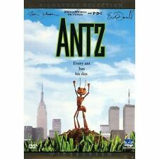 Antz (Dvd, 1999, Signature Selection) Factory sealed