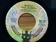 """OHIO EXPRESS 45 RPM """"Mercy"""" & """"Roll it Up"""" VG++ Condition"""