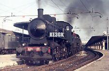 Steam Train Venezia Santa Lucia * 13 x 19  High Quality Print * Trains