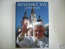 BENEDIKT XVI IN ÖSTERREICH STYRIA JOSEF RATZINGER