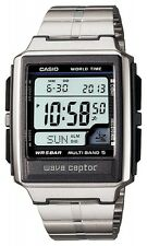 Casio Wave Ceptor Atomic Multiband 5 WV-59DJ-1AJF Mens Watch #