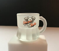 Sturgis Rally Frosted Mug Style Shot Glass, V Twin, Great Piece!