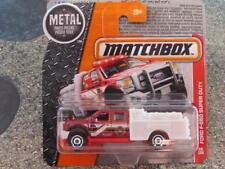 Matchbox Ford Diecast Emergency Vehicles
