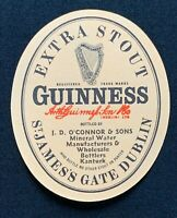 Guinness Bottle label , Kanturk , Co. Cork , Ireland , Extra Stout , Brewery Ale
