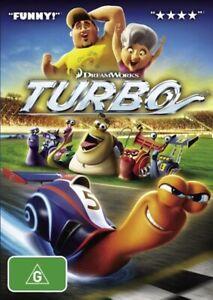Turbo -Rare DVD Aus Stock -Family -DISC LIKE NEW
