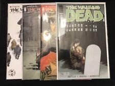 Walking Dead Comic Image Comics #109A, 146, 147, 168 1st Printings Pristine
