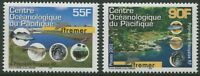 OCEANOGRAPHIC CENTRE 2002 - MNH SET OF TWO STAMPS (G91-PB)