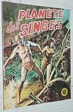 PLANETE DES SINGES N°7 AOUT 1977 LUG TAYLOR ZIRA CORNELIUS BD EO