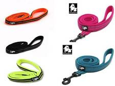 Truelove Soft Reflective Night Safety Leash 2 Lengths 5 Colors Dog Pet Pup BOGO!