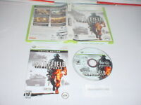 BATTLEFIELD: BAD COMPANY 2 game complete in case for Microsoft XBOX 360